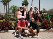 Ekipa ispred NOVOTEL hotela