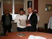 Poklon za predsjednika Royal tennis Club de Marrakech