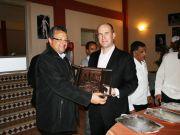 Poklon za predjednika Marokanske teniske federacije
