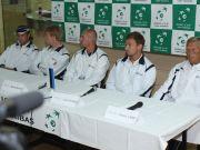 Davis Cup Tuzla: Press konferencije