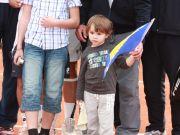 Najmladji navijač BiH, mali Sulejman iz Casablance